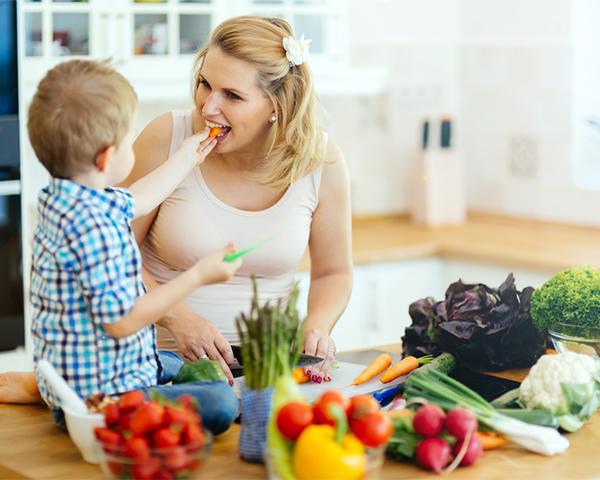 Workshop Gezond koken voor je gezin - Best Relaxed